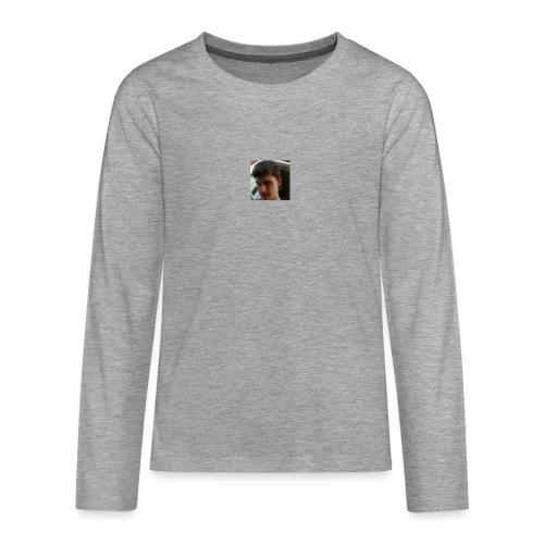 will - Teenagers' Premium Longsleeve Shirt