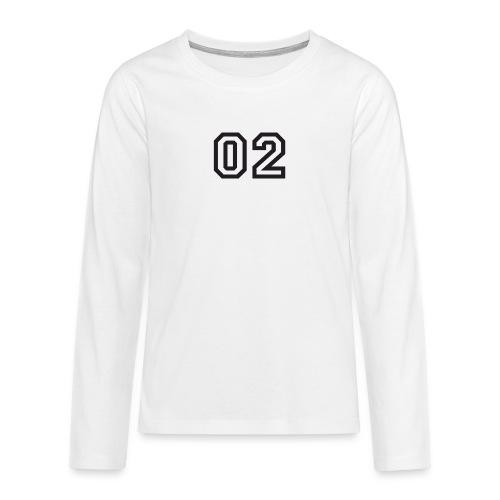 Praterhood Sportbekleidung - Teenager Premium Langarmshirt