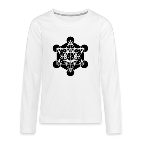 Metratron - T-shirt manches longues Premium Ado