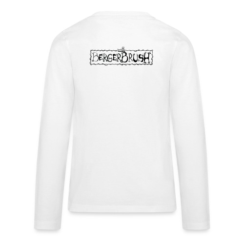 Tomato Team - Twitch Back - Långärmad premium T-shirt tonåring