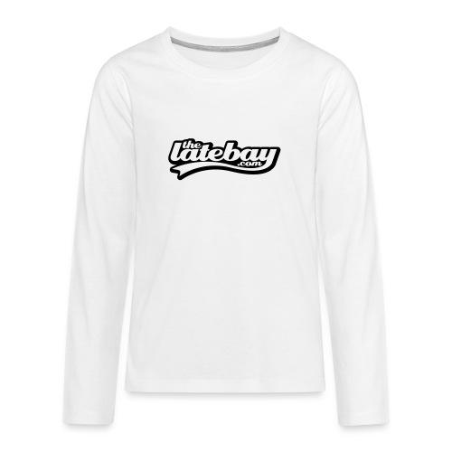 tlb tshirt01 type small 135mm width - Teenagers' Premium Longsleeve Shirt