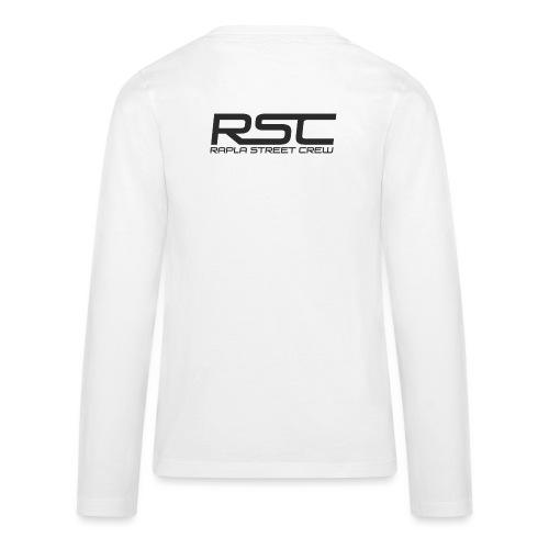 Rapla Street Crew Logo - Teenagers' Premium Longsleeve Shirt