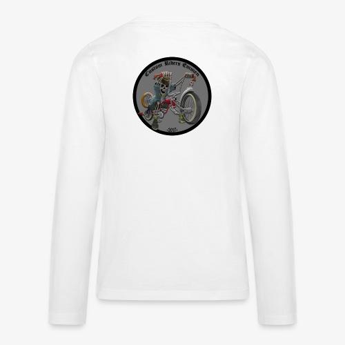 Custom Riders Emmen - Teenager Premium shirt met lange mouwen