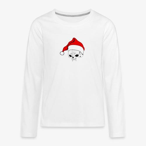 pnlogo joulu - T-shirt manches longues Premium Ado