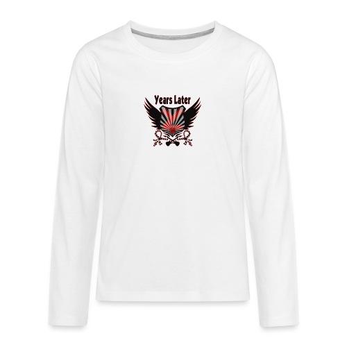 Years Later Anniversary Logo 2016 - Teenager Premium Langarmshirt