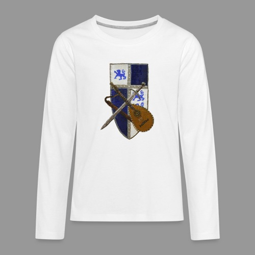 vonardingen_wappen - Teenager Premium Langarmshirt