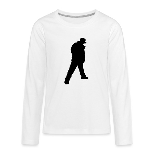 Soops B-Boy Tee - Teenagers' Premium Longsleeve Shirt