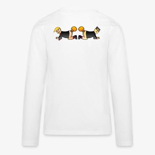 Fart Official Logo - T-shirt manches longues Premium Ado