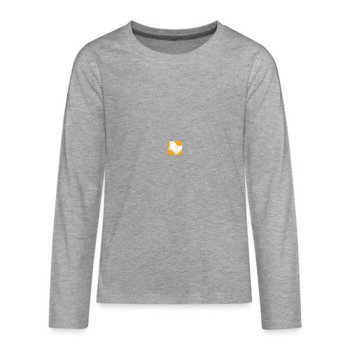 Logo der ÖRSG - Rett Syndrom Österreich - Teenager Premium Langarmshirt