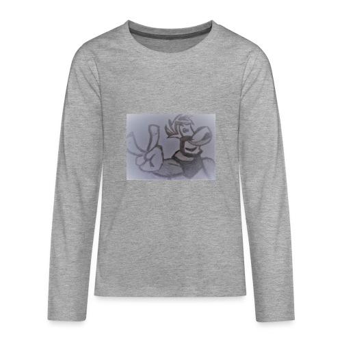 Rayman - Koszulka Premium z długim rękawem dla nastolatków