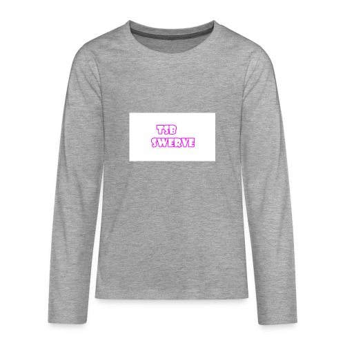 tsb shirt - Teenagers' Premium Longsleeve Shirt