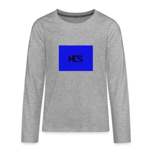 Untitled - Teenagers' Premium Longsleeve Shirt
