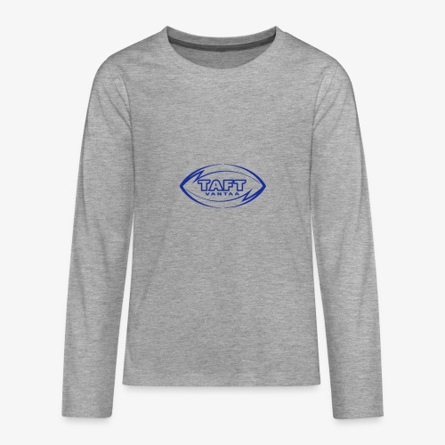 4769739 123993955 LOGO FIN RBLUE SVG orig - Teinien premium pitkähihainen t-paita