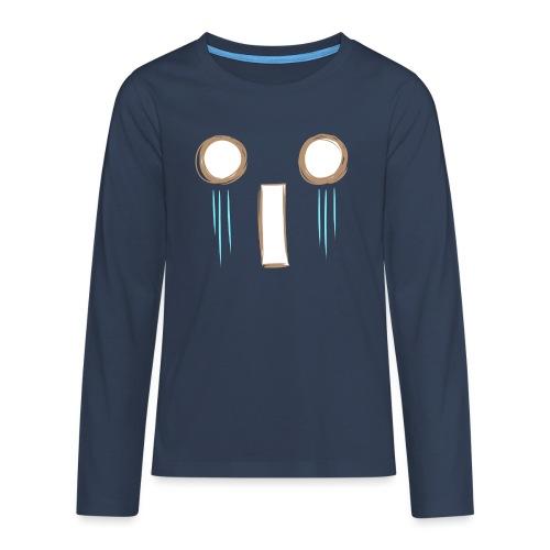 Kawaii_WhattheF_EnChantal - Teenagers' Premium Longsleeve Shirt