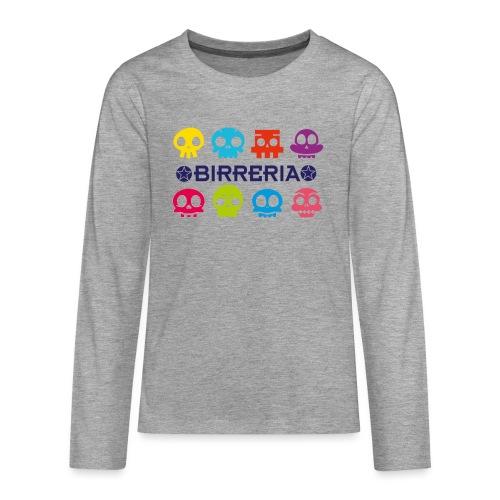 Birreria Kids Fun - Teenager Premium Langarmshirt