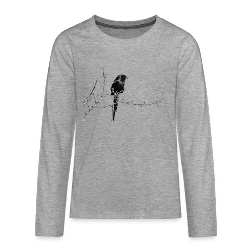 I like birds ll - Teenager Premium Langarmshirt