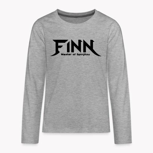 Finn - Master of Spinjitzu - Teenager Premium Langarmshirt