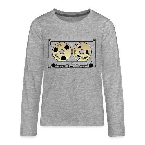 TEAC SOUND 52 - Teenagers' Premium Longsleeve Shirt