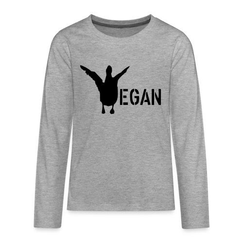venteklein - Teenager Premium Langarmshirt