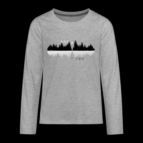 magic xmas - Teenager Premium Langarmshirt