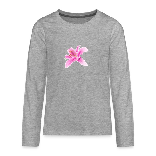 Lily - Teenagers' Premium Longsleeve Shirt