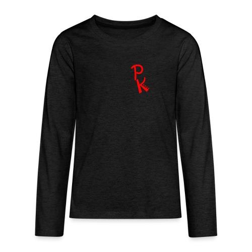 de pingkings - Teenager Premium shirt met lange mouwen