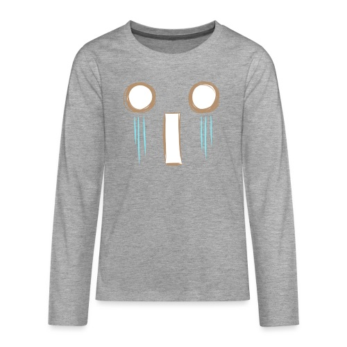 Kawaii_WhattheF_EnChantal - Teenagers' Premium Longsleeve Shirt