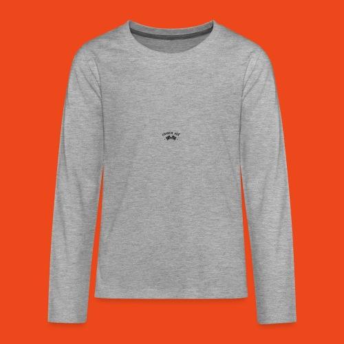 Camiseta Baseball unisex - Camiseta de manga larga premium adolescente