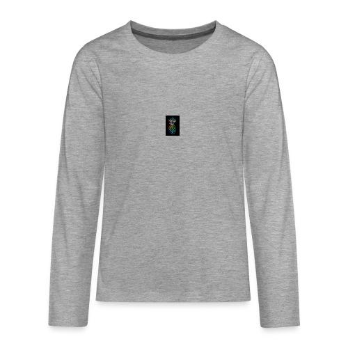 Nigga - Camiseta de manga larga premium adolescente