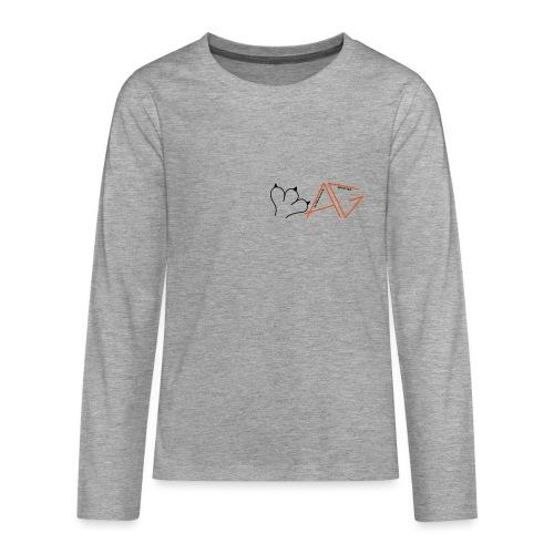 Alterazione Genetica - Maglietta Premium a manica lunga per teenager