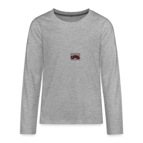 DF7644A4 0BAA 498F A5FF 7FDF8FFFBED2 - Teenager Premium shirt met lange mouwen