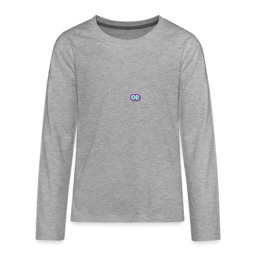 od mallisto - Teinien premium pitkähihainen t-paita