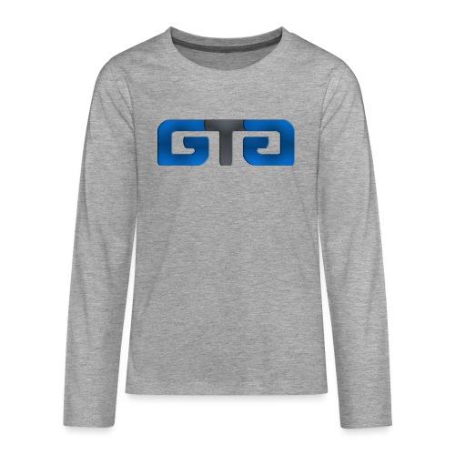 GTG - Teenagers' Premium Longsleeve Shirt