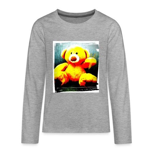 Teddy - Teenager Premium shirt met lange mouwen