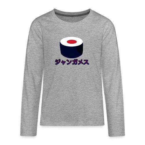 Suhi Jangames - Teenager Premium shirt met lange mouwen