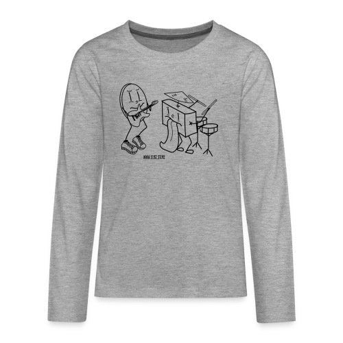 so band - Teenagers' Premium Longsleeve Shirt