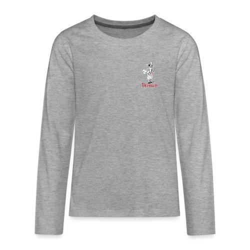Bremer Stadtmusikanten - Teenager Premium Langarmshirt