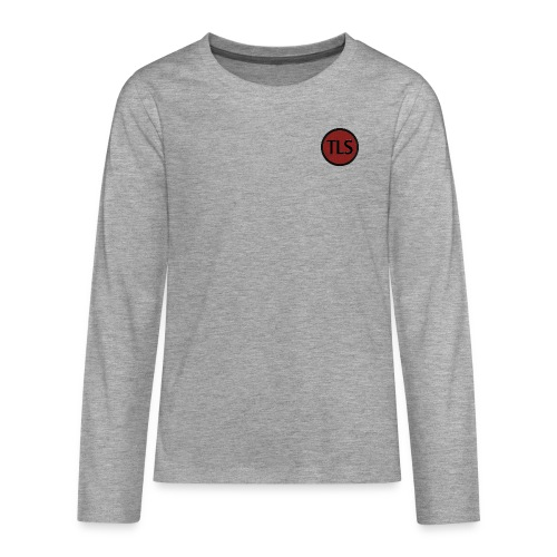 TLSteve - Teenagers' Premium Longsleeve Shirt