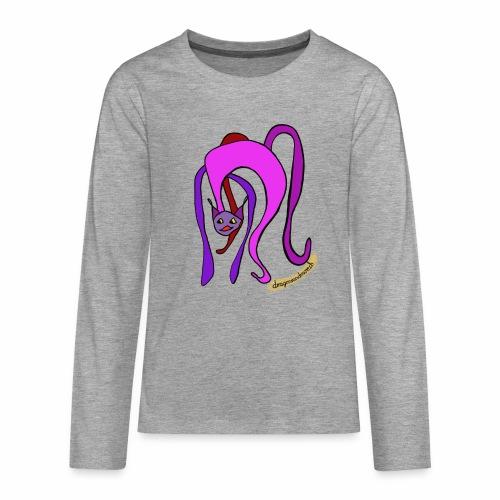 Miaou! - T-shirt manches longues Premium Ado