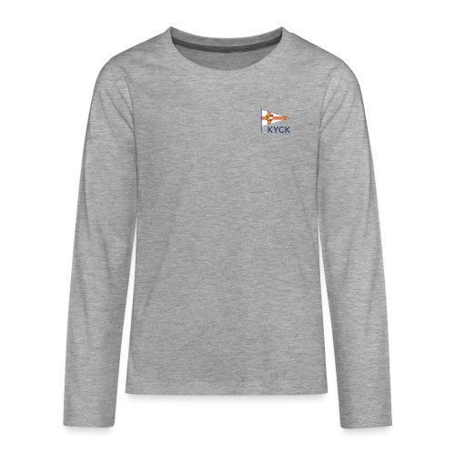 KYCK - classic - Teenager Premium Langarmshirt