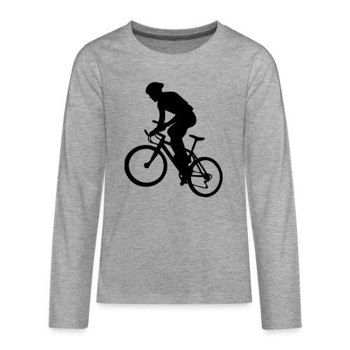 X-Country - T-shirt manches longues Premium Ado