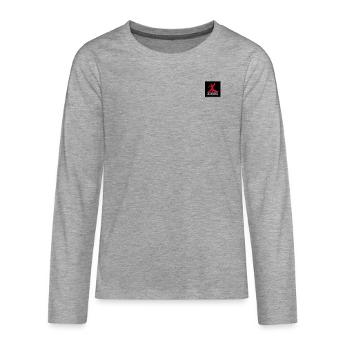 jlc dance ltd Logo - Teenagers' Premium Longsleeve Shirt