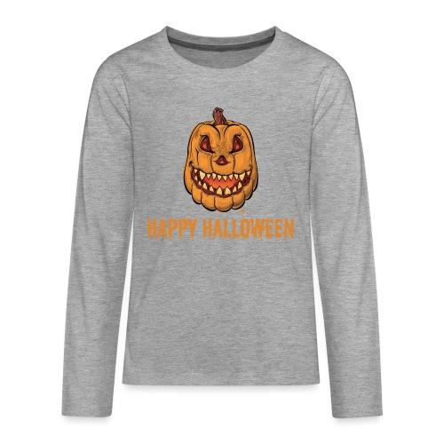 Halloween - Teenagers' Premium Longsleeve Shirt