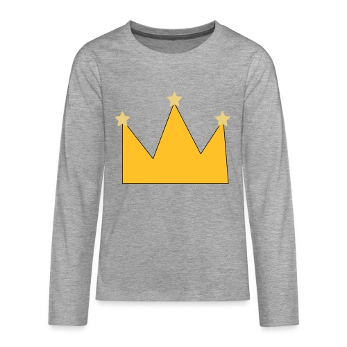 kroon - T-shirt manches longues Premium Ado