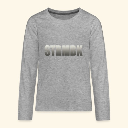 KORTFILM STRMBK LOGO - Teenager Premium shirt met lange mouwen
