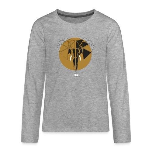 Amaro - Camiseta de manga larga premium adolescente