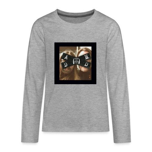 Asså Dom Hatar Dig - Långärmad premium T-shirt tonåring