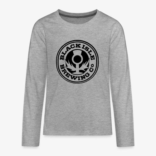 scotlandbrewing1 - Teenager Premium Langarmshirt