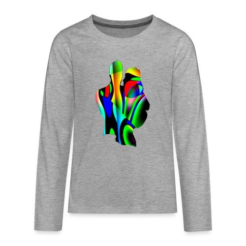 Le couple - T-shirt manches longues Premium Ado