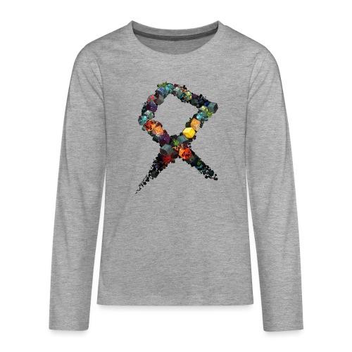 BDcraft Rune - Teenagers' Premium Longsleeve Shirt
